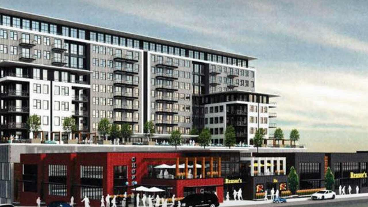 PAC Trust Approves Developer For Downtown Reasor's, Parking Garage