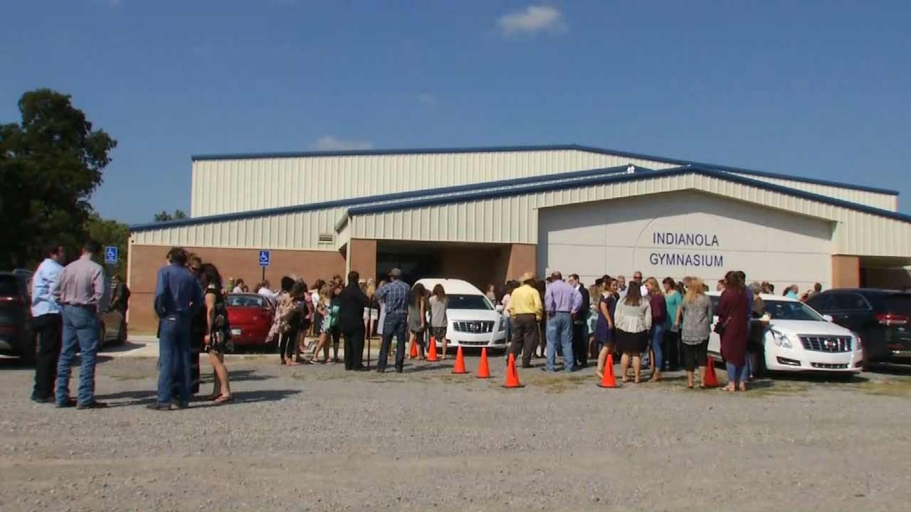 Community Packs High School Gym To Remember NSU Crash Victim