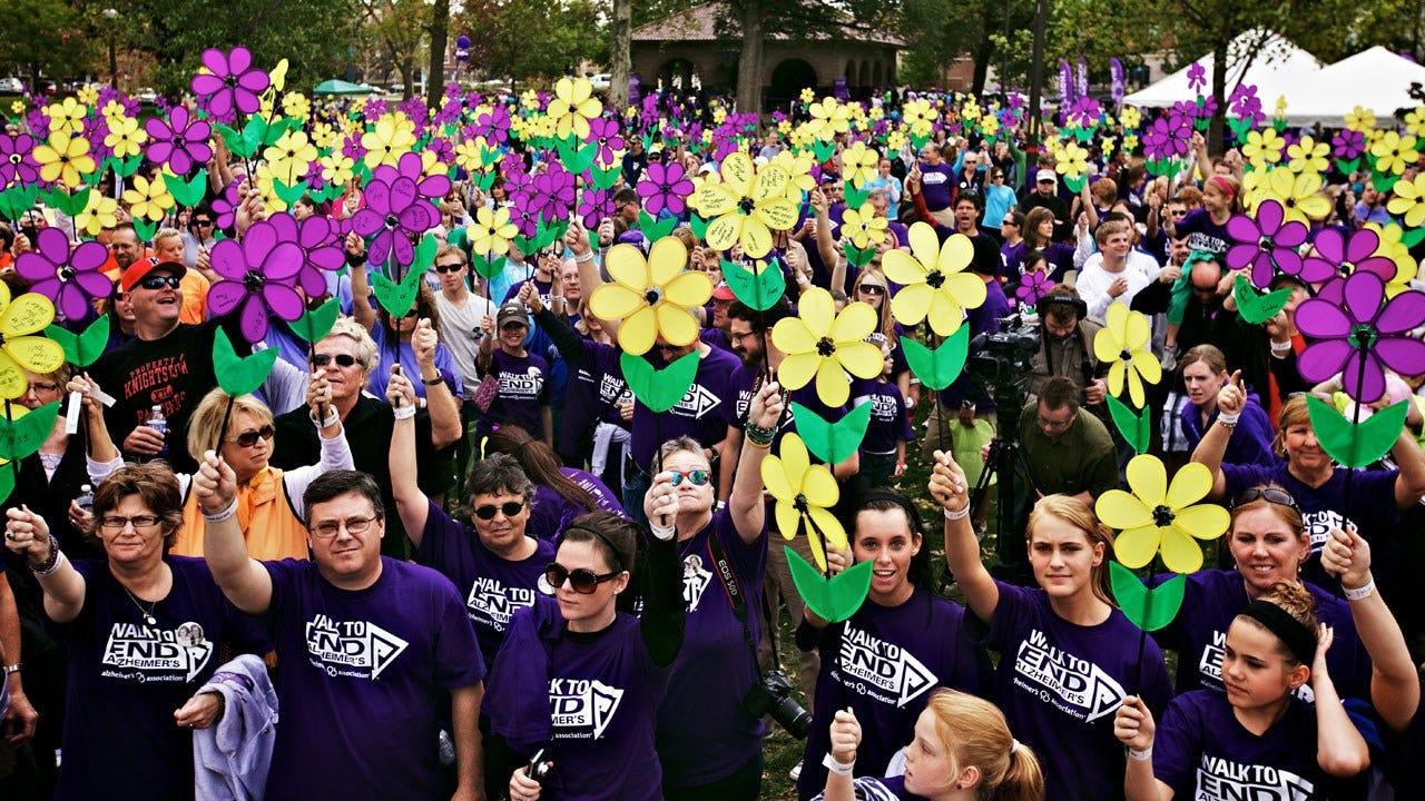 Tulsa Alzheimer's Walk Raises Record Amount