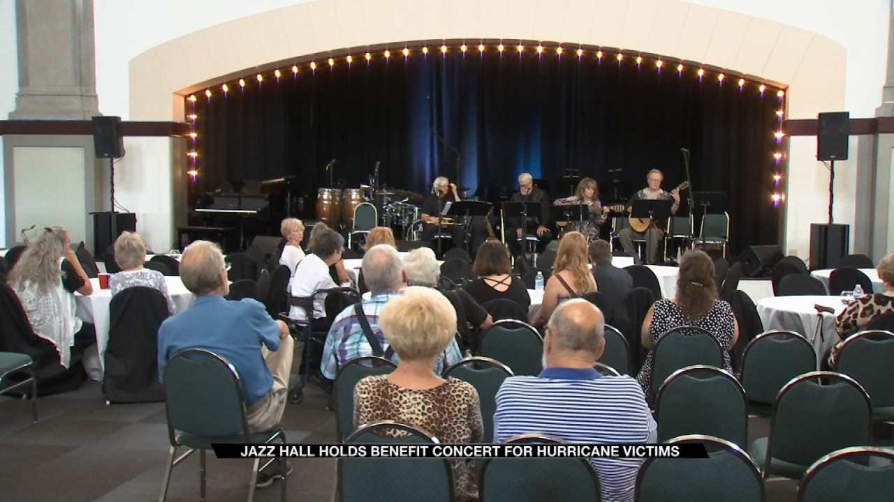 Jazz Hall Of Fame Benefit Concert Raises Money For Harvey, Irma Victims