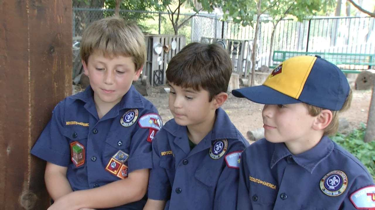 Tulsa Cub Scout Pack Loses $6,000 Worth Of Gear, Asks For Help