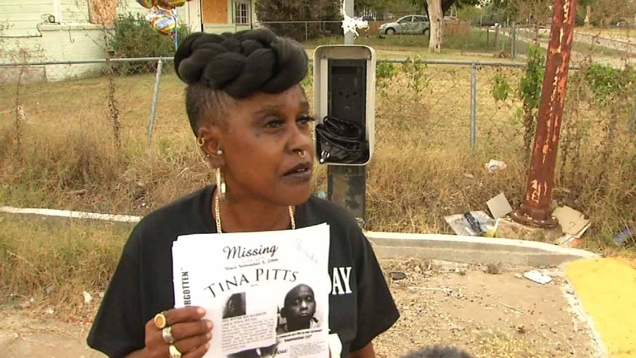 Tulsa Family Fights To Keep Missing Loved One's Memory Alive