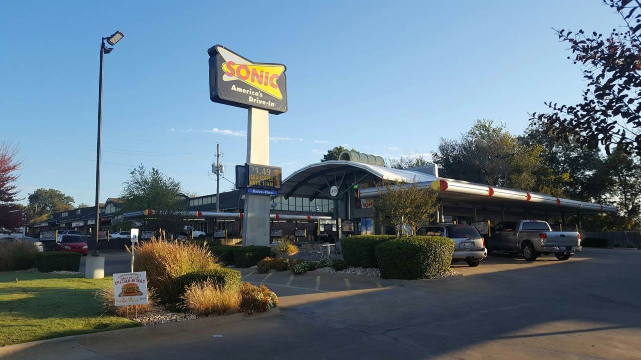 Blog: Security Breach At Fast-Food Chain Sonic