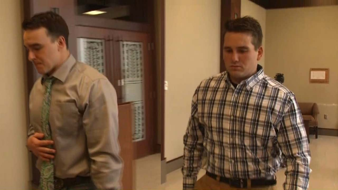 Shriver Brothers Continue Testimony In Fatal Rogers County Hit-And-Run