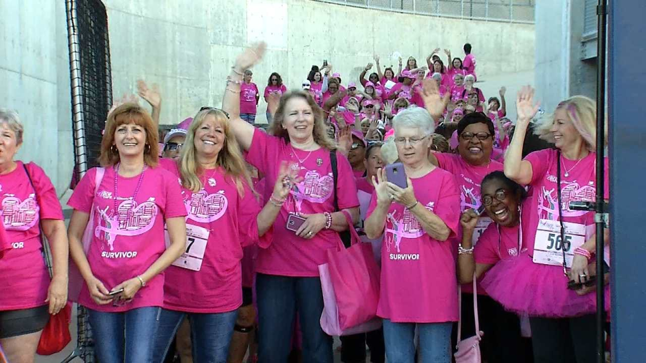 Oklahoma Women Who Beat Breast Cancer Ready For Race For The Cure
