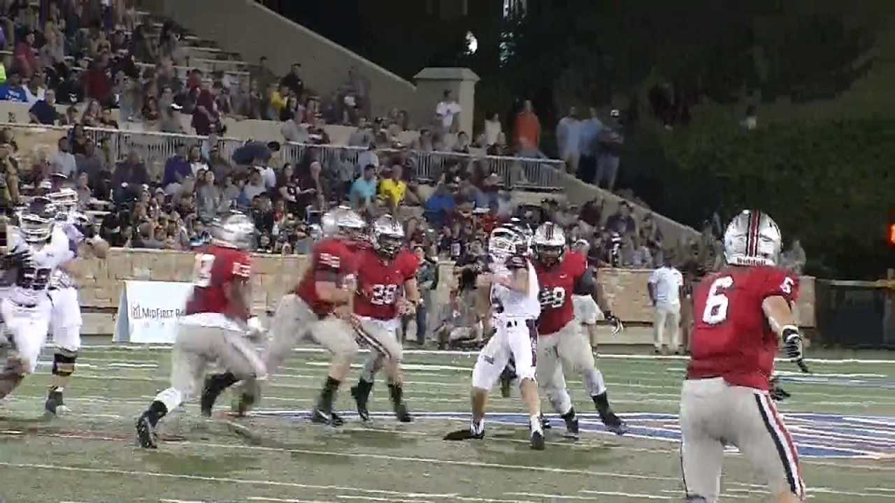 Union Takes On Jenks In Backyard Bowl