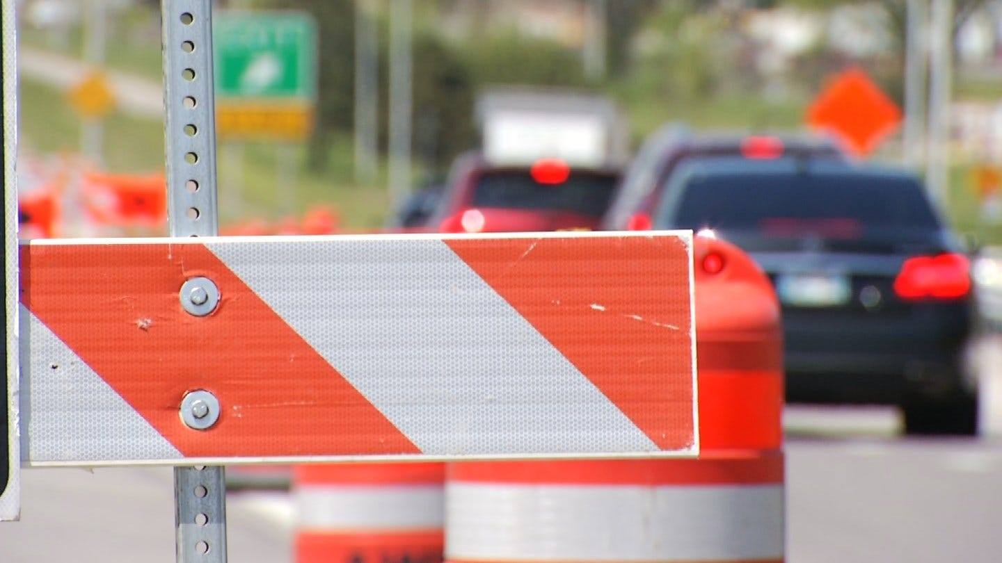 New Road Project Begins Near 15th And Utica In Tulsa