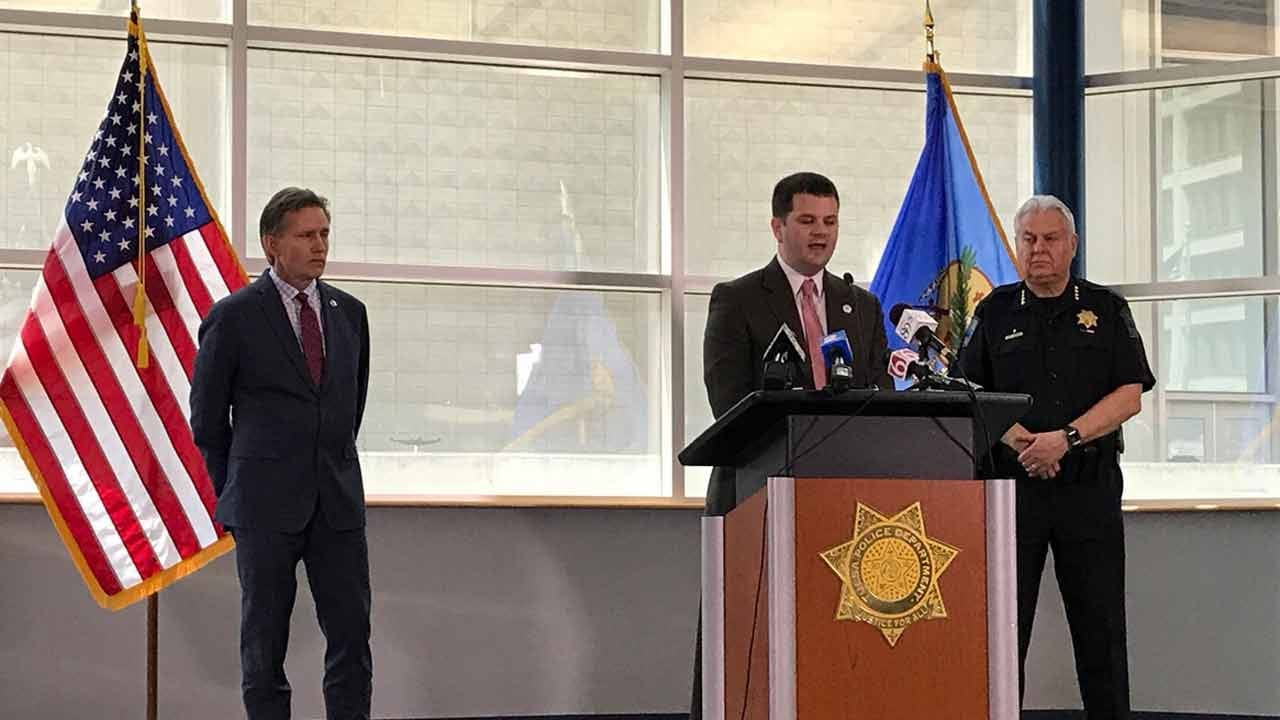 First-Degree Murder Charge Brought Against Alleged Tulsa Drug Dealer