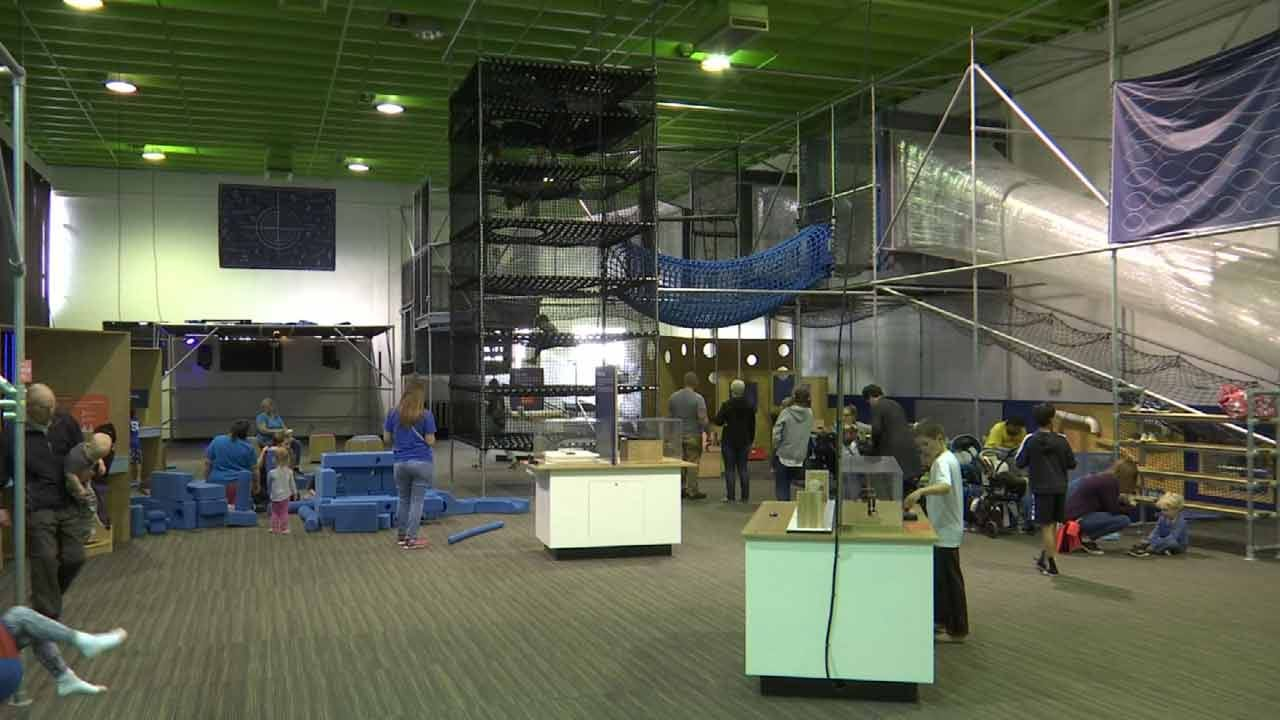 Tulsa Children's Museum Prepared To Care For Students During Walkout