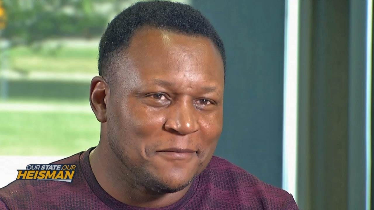 Barry Sanders: The Best Back Of All Time