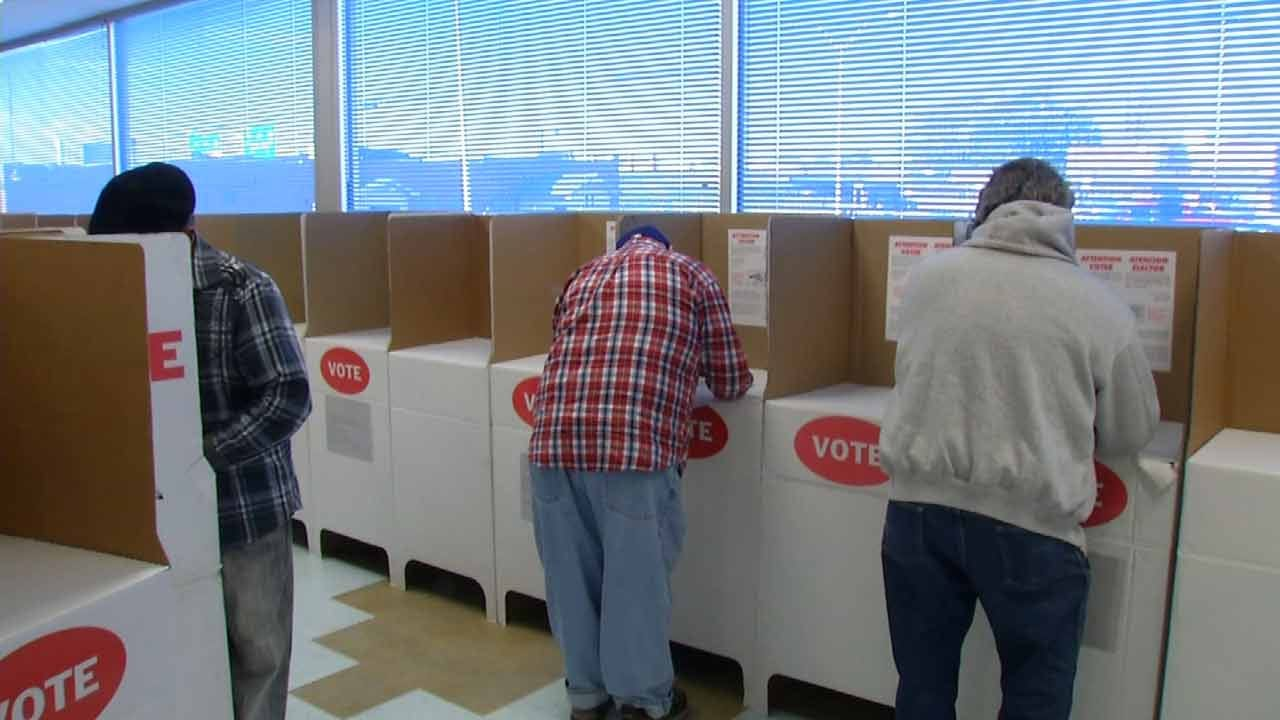 Early Voting Begins Thursday For Oklahoma Voters