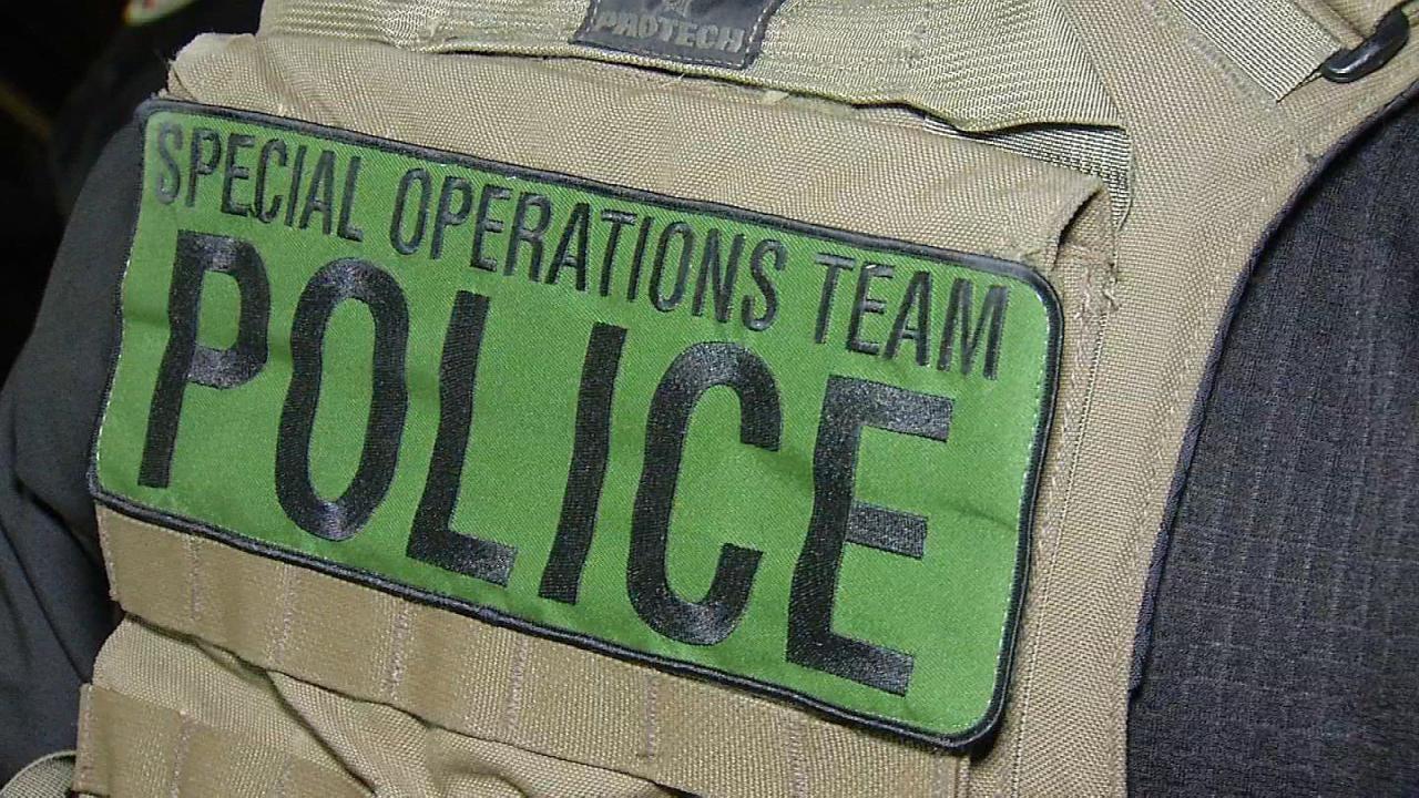 Trauma Surgeon Volunteers With Tulsa Special Ops Team