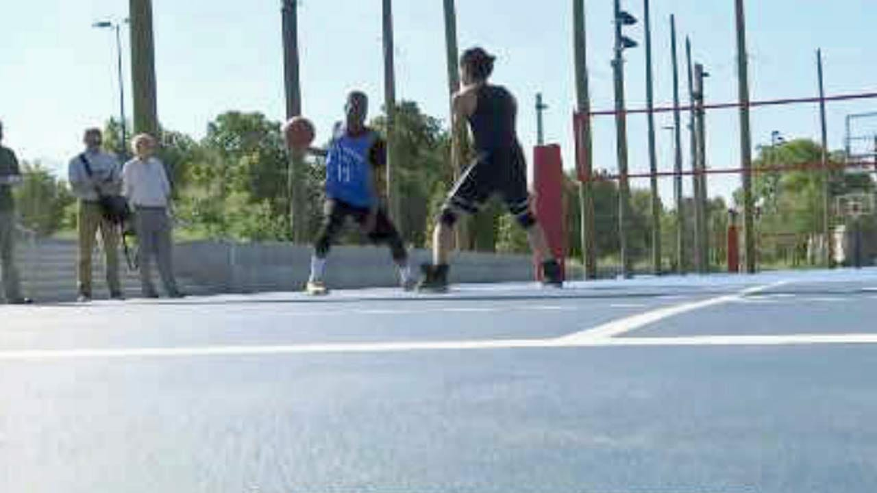 Gathering Place Sneak Peak: Sports Courts