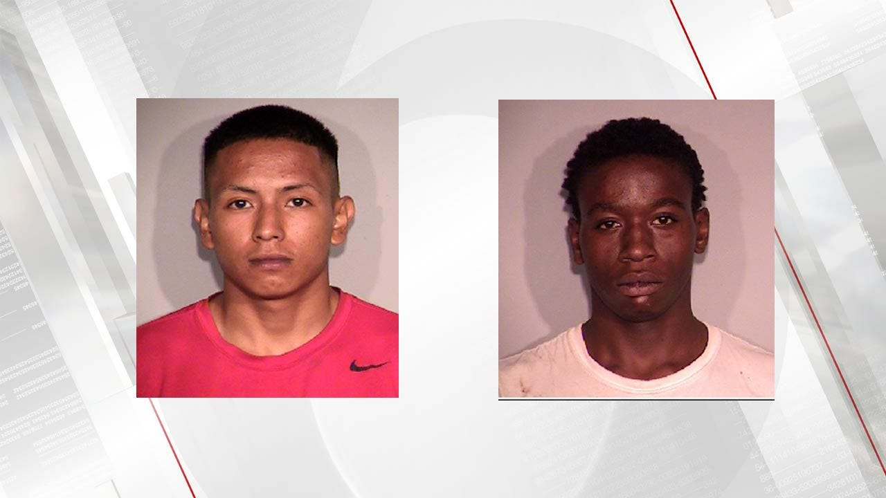 Broken Arrow Police: Two In Jail, One On The Run After Series Of Burglaries