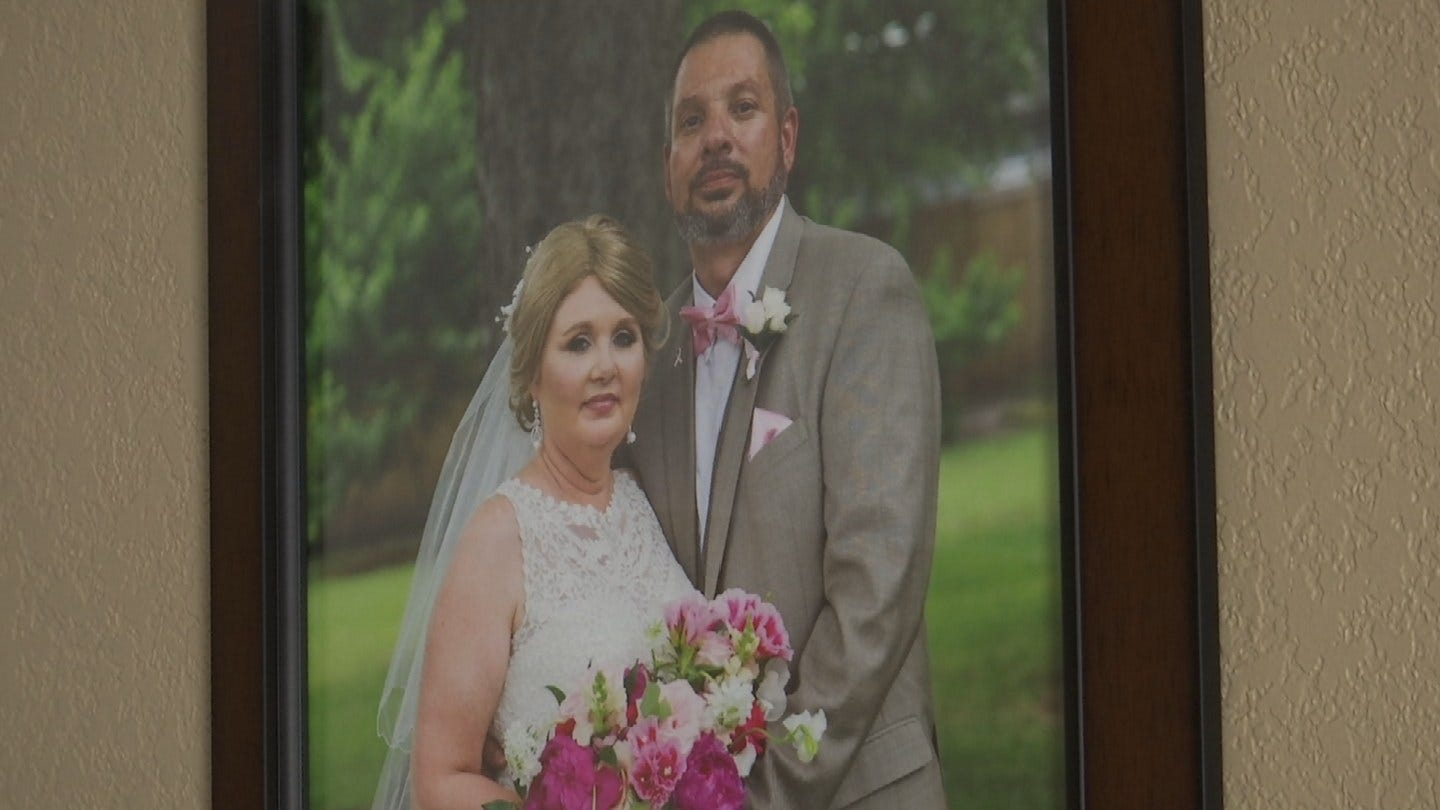 Terminal Cancer Doesn't Stop Dream Wedding For Bixby Bride