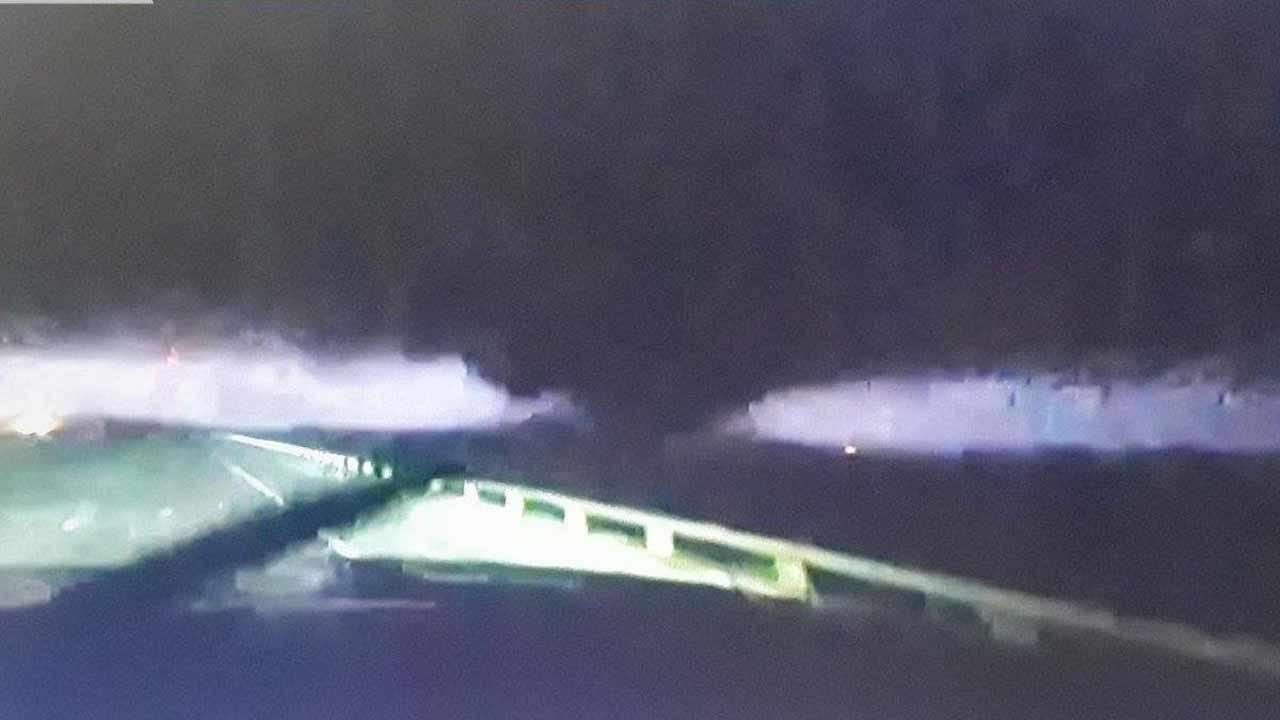 Tornado Confirmed As Storm System Moves Across Oklahoma