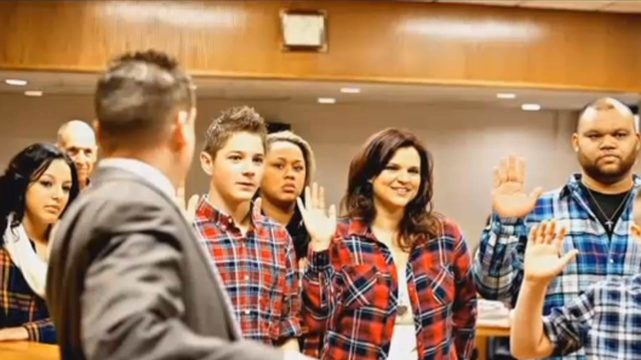 OK Family Fosters Hope For Dozens Of Teens In DHS Custody
