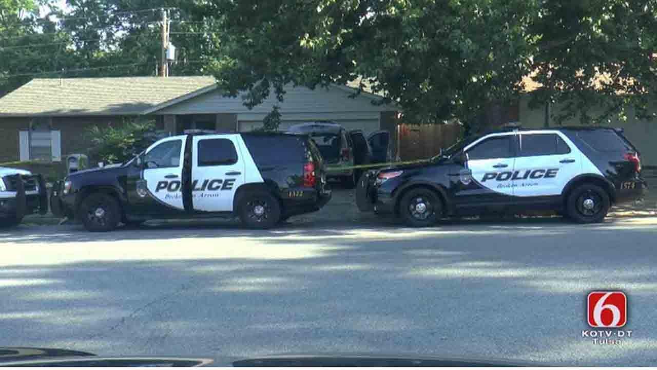Broken Arrow Police: Homeowner Shoots Burglary Suspect