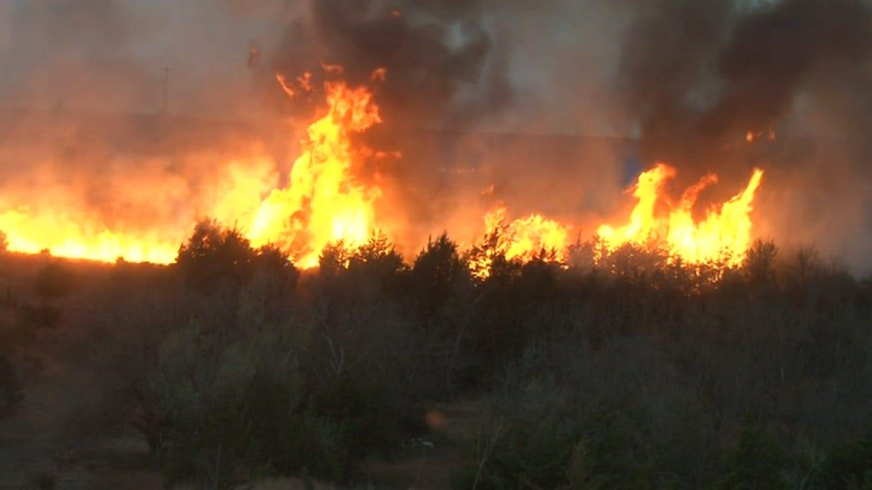 Berryhill Fire Department Participates In New Wildland Fire Assessment Program