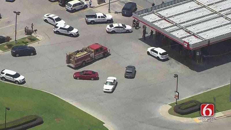 Tulsa Officers Involved In QuikTrip Shooting Named
