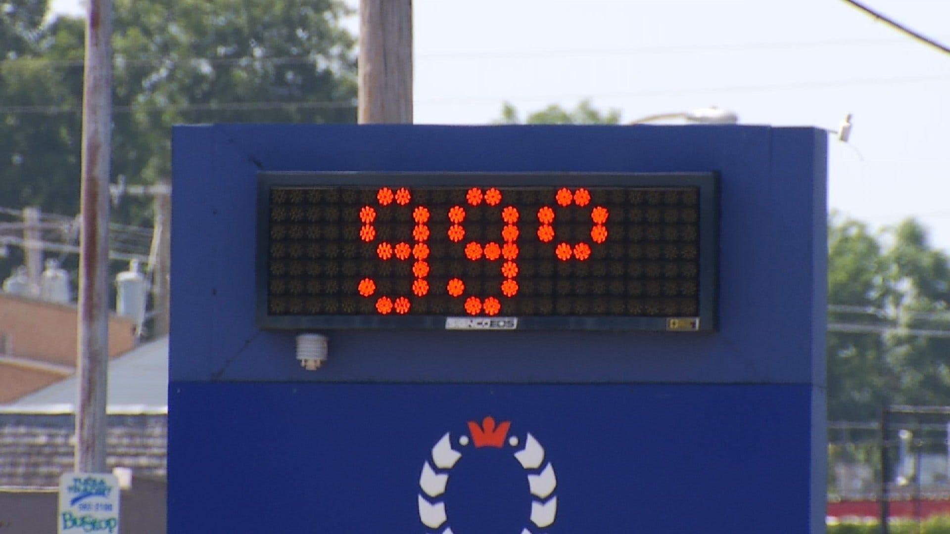 EMSA Advising Caution As Temperatures Rise