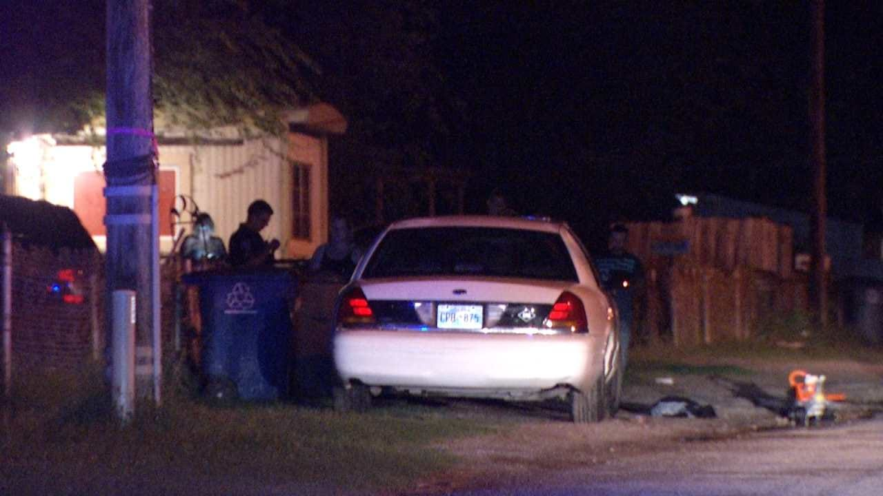 Man Shot In Leg Outside West Tulsa Home, Police Say
