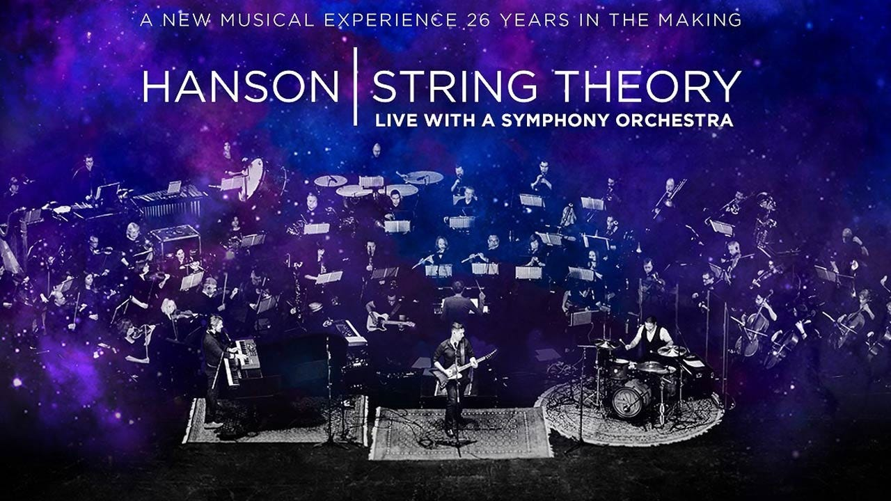 Hanson North American Tour Kicks Off Next Month