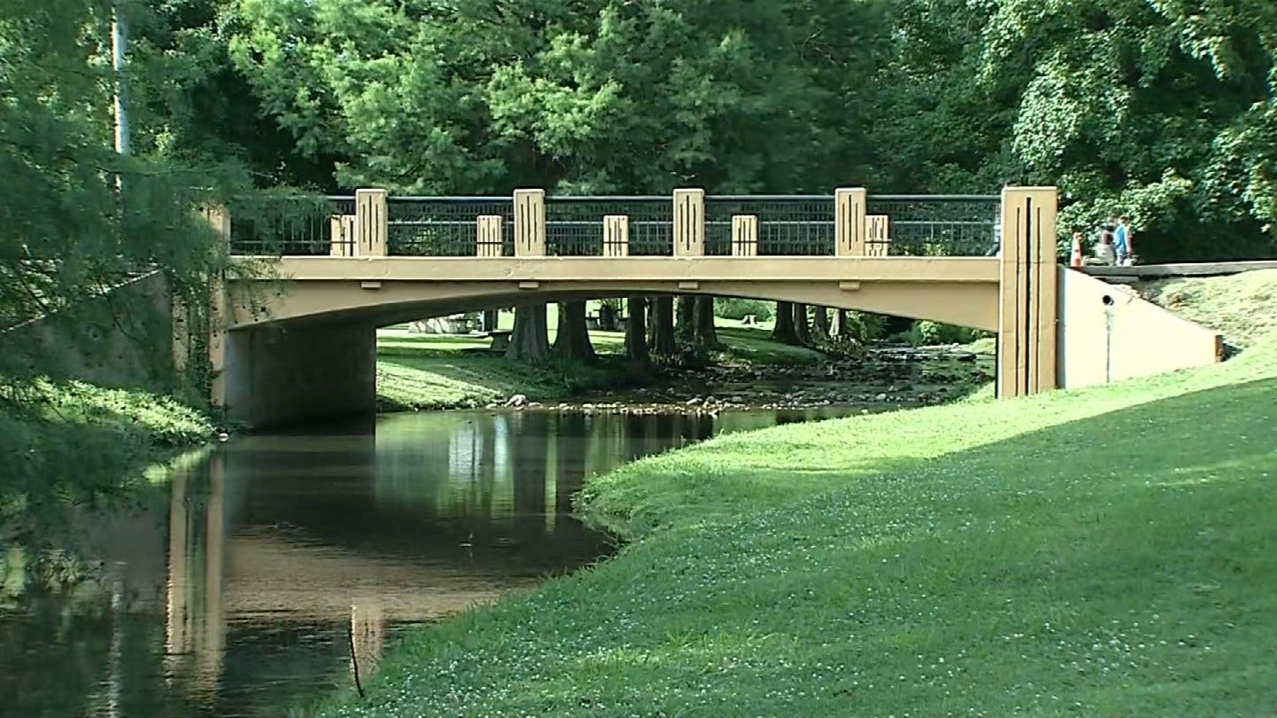 Source Of E. Coli In Town Branch Creek Identified, City Of Tahlequah Says