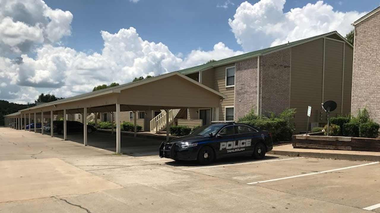 Tahlequah Police Officer Shoots, Wounds Man After Chase