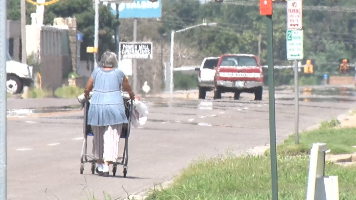 OKC's Homeless Alliance Collecting Water And Sunscreen