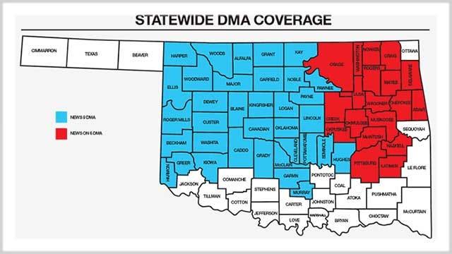 DMA Map