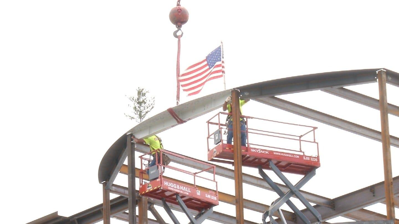 Construction Of New Psychiatric Hospital In Tulsa Reaches Milestone