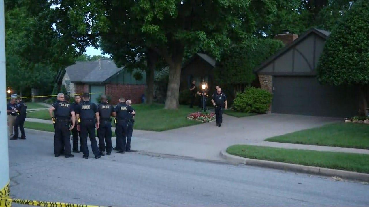 Police Arrest Man For Shooting Death Of Elderly Tulsa Resident
