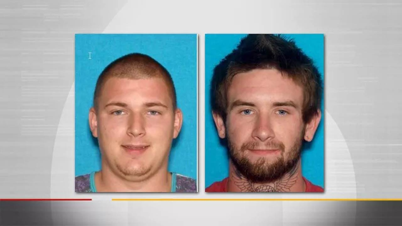 Muskogee Man Convicted Of Killing Two Oklahoma Men In Colorado