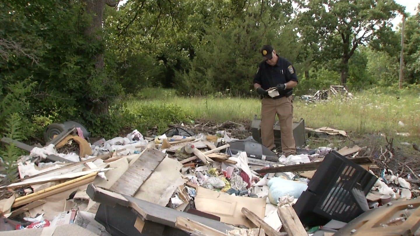 Osage County Deputies Get Help Catching Illegal Dumpers