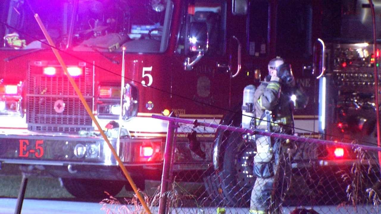 Two Women Die In Tulsa House Fire