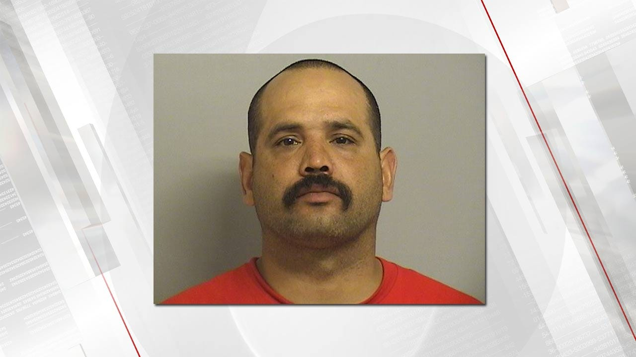California Man Accused Of Stabbing Woman Arrested In Oklahoma