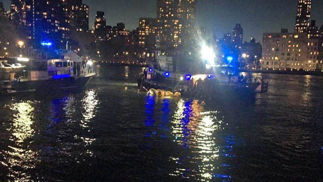 Five Killed In New York City Helicopter Crash