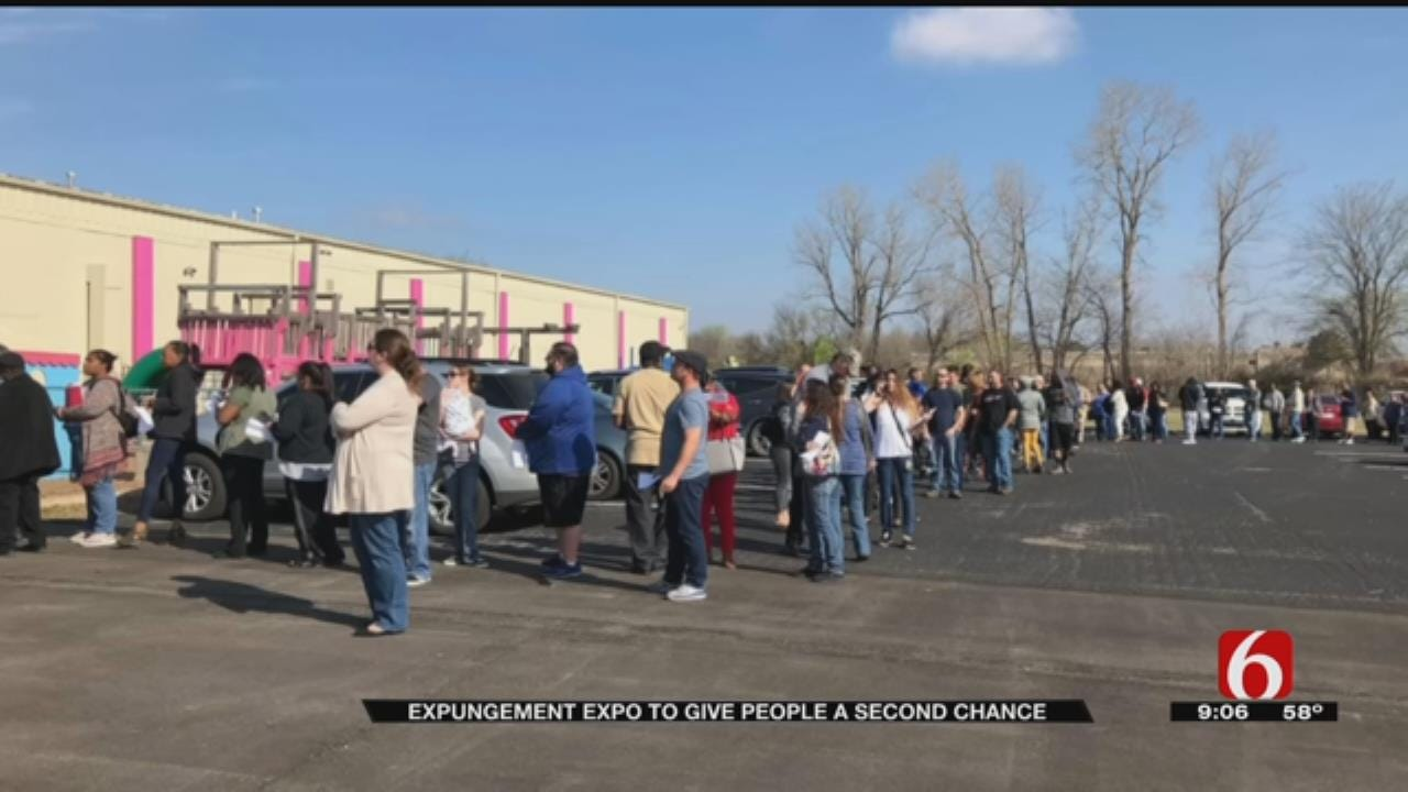 Expungement Expo Gives Tulsans Clean Slate