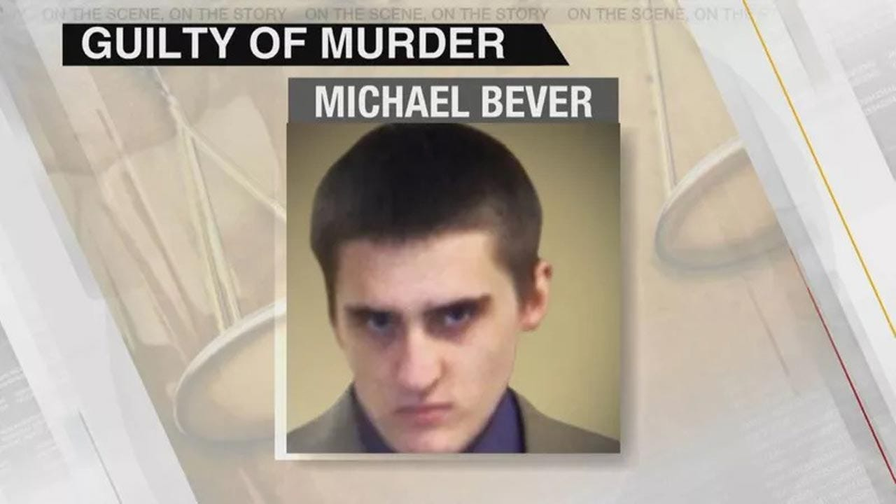 Michael Bever Murder Trial: Life With Possibility Of Parole