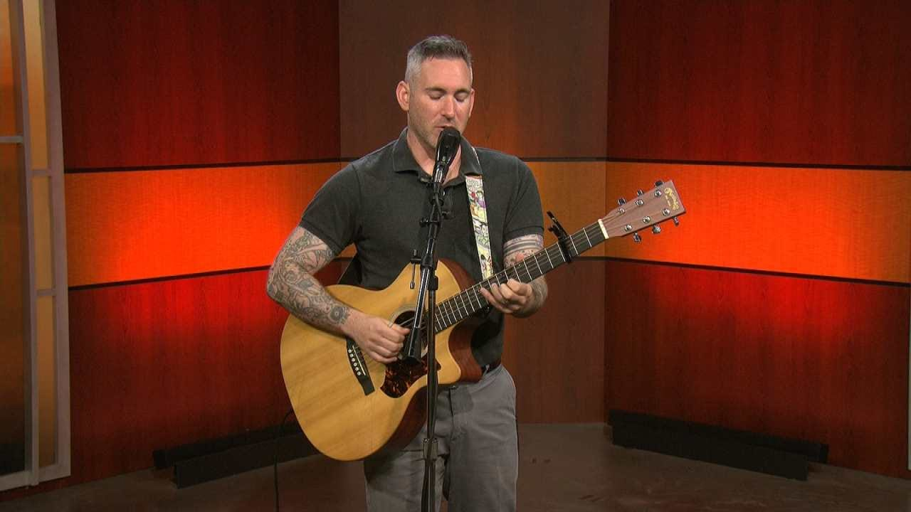 Tulsa Mayfest Performer Eric Himan Sings On 6 In The Morning