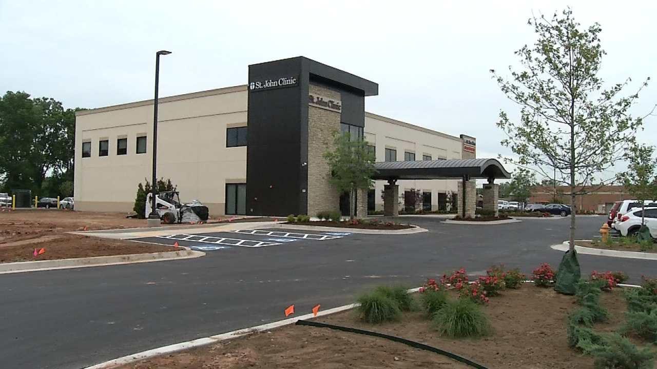 St. John Opens New Clinic In Jenks