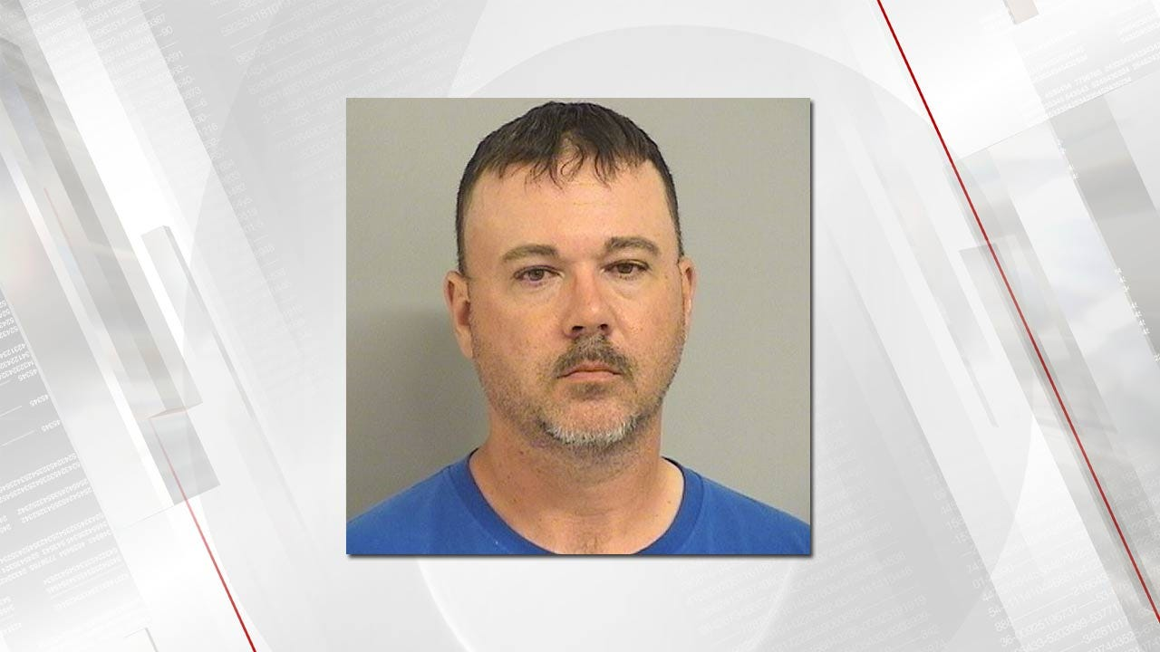 TPD: Convicted Sex Offender Arrested For Exposing Himself In Parking Lot
