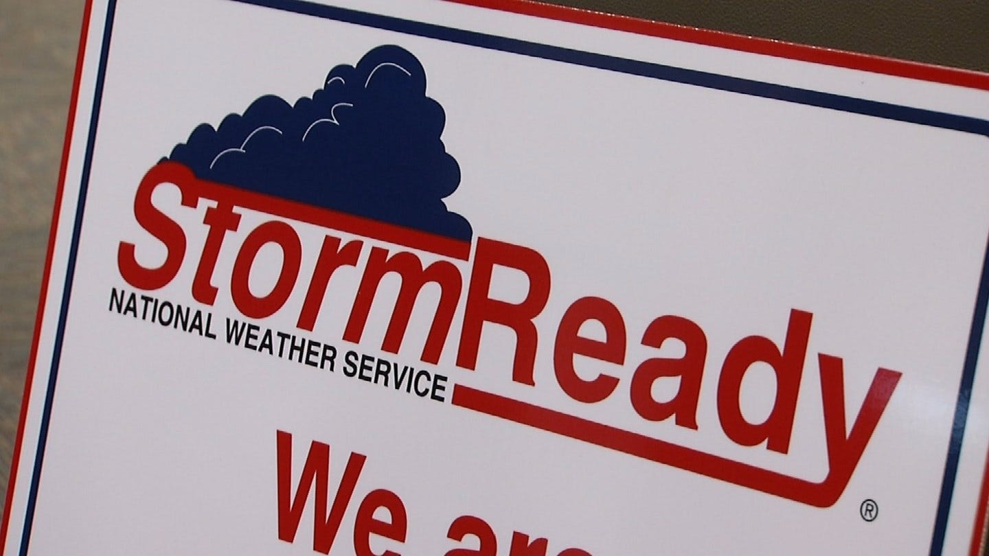 NSU Campus Recognized As 'Storm Ready'