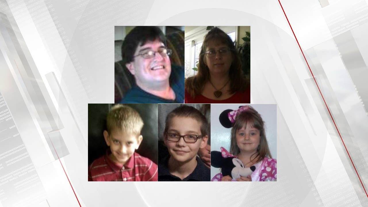 Michael Bever Found Guilty In Deaths Of Parents, Siblings