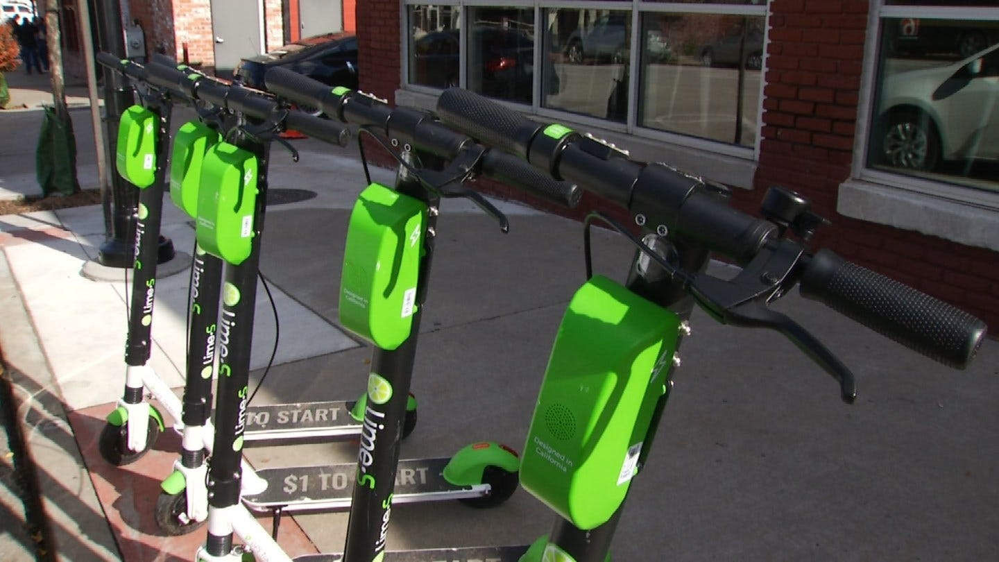 The City of Tulsa Sets Rules for Electric Scooters