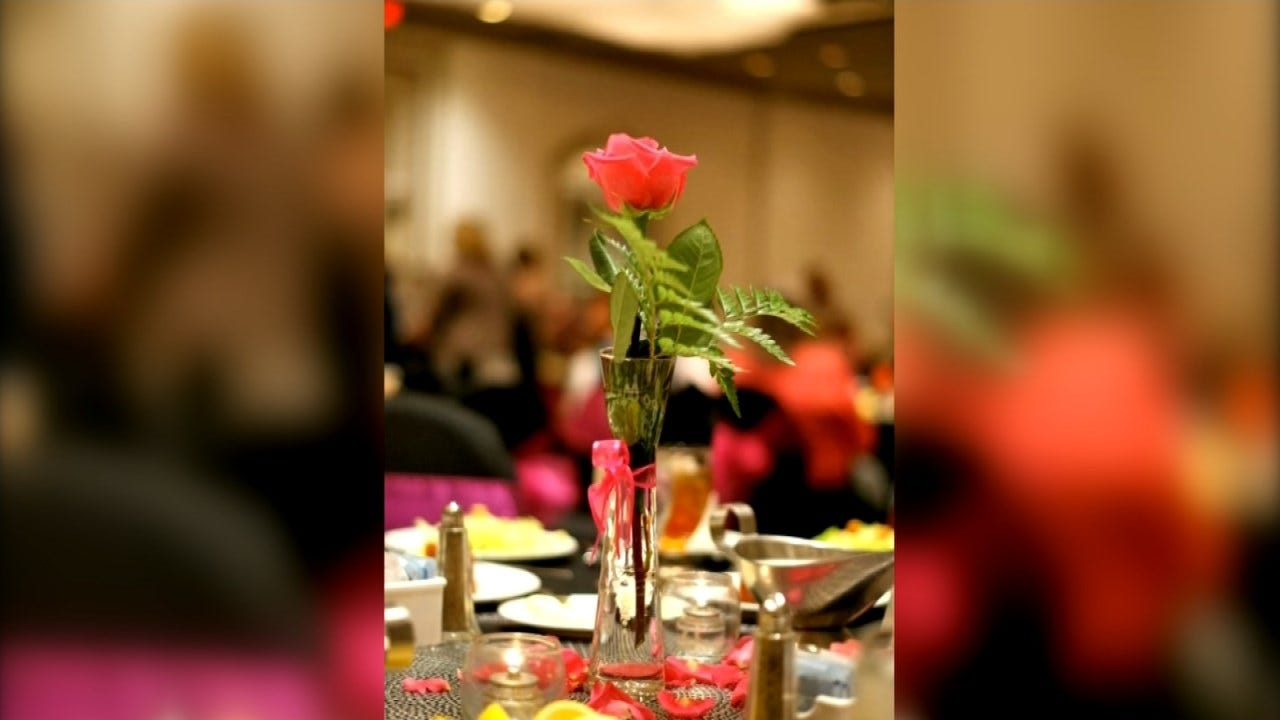 Preview Of The Komen Tulsa's Pink Rose Luncheon On 6 In The Morning