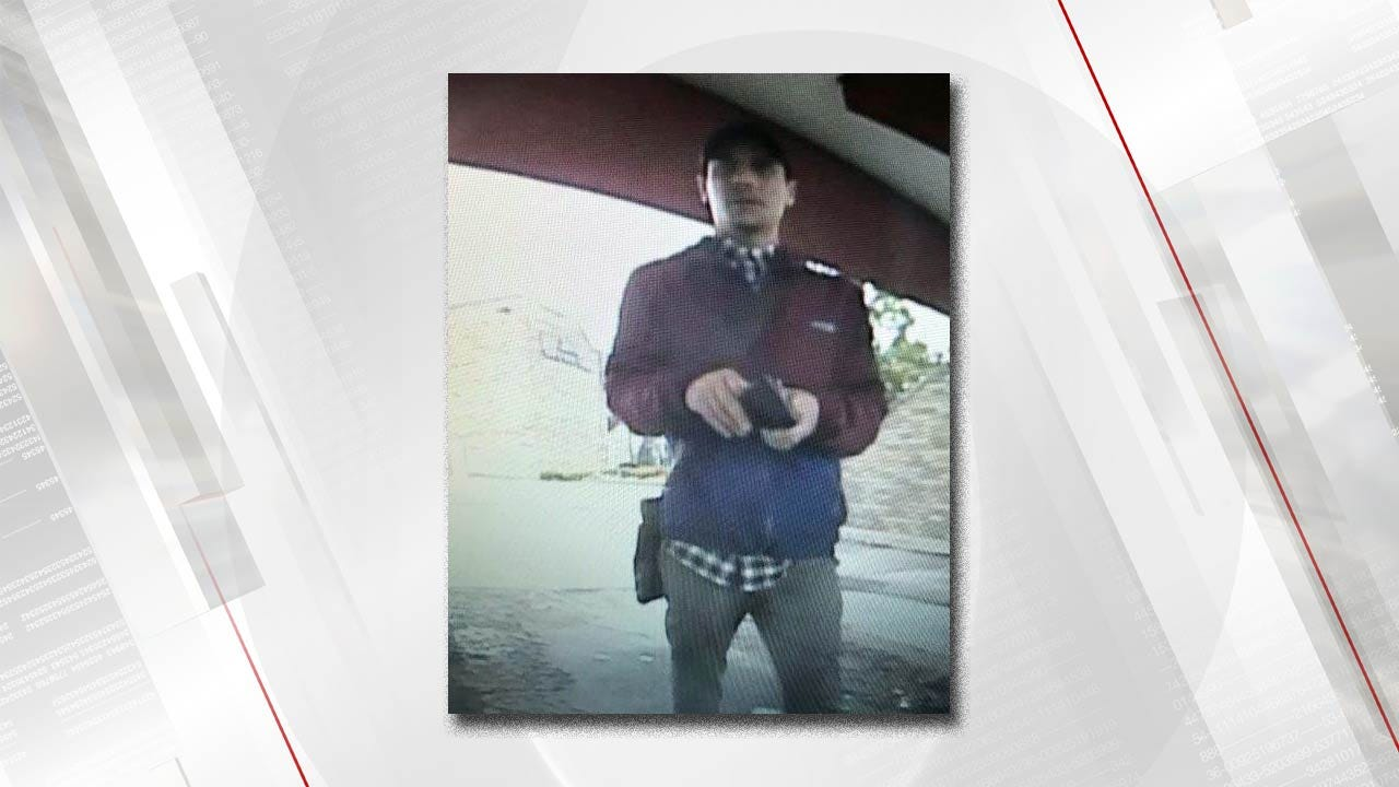 Person Of Interest Sought In Suspected Oklahoma ATM Skimming