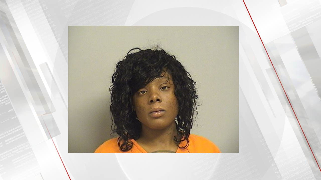 Woman In Jail After Shooting Boyfriend Outside Tulsa Apartment