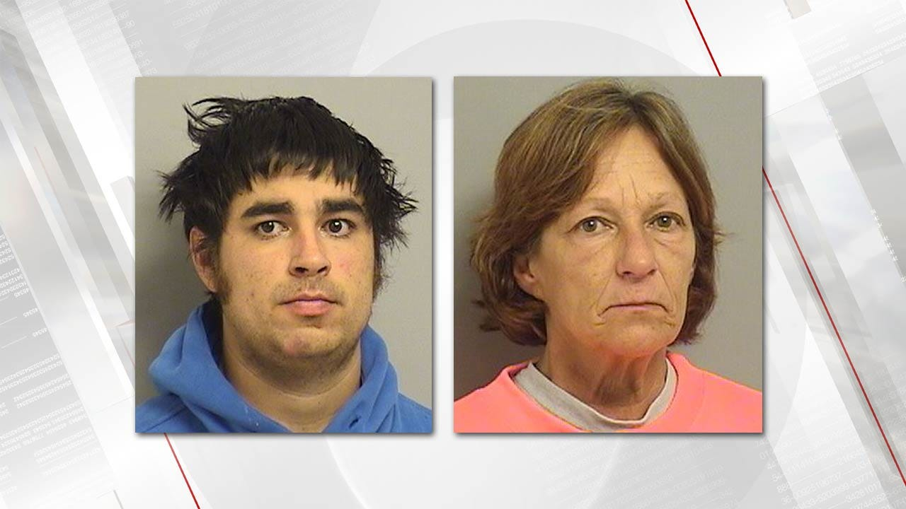 Two Arrested After Marijuana Growing Operation Found In Sperry Home